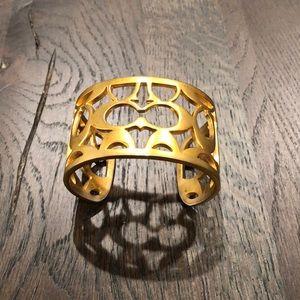 Jewelry - Coach cuff